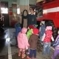 Фотоотчет «Я б в пожарные пошёл, пусть меня научат!»