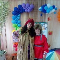 Фотоотчёт развлечения, посвященного Дню знаний «Здравствуй, детский сад!»
