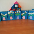 Мастер-класс «Поздравительная открытка для любимой мамочки»