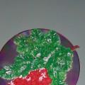 Мастер-класс по изготовлению рождественского украшения «Рябина»