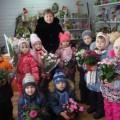 Проект: «Комнатные растения», для детей старшей группы