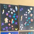 Конспект ООД по художественно-эстетическому развитию. Рельефная лепка «Звёзды и кометы»