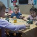 Мастер-класс по росписи дымковской игрушки