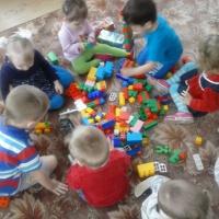 Фотоотчёт «Использование развивающих игр для развития дошкольников»