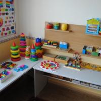Развивающая предметно-пространственная среда для детей младшего дошкольного возраста 3–4 лет