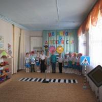 Сценарий выступления агитбригады «По дороге в детский сад»