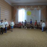 Театрализованное представление «Богатыри земли русской»