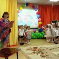 Фотоотчёт итогового родительского собрания в средней группе с участием детей «Чему мы научились»