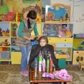 Фотоотчет в рамках проекта «Все профессии важны» Профессия парикмахер.
