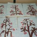 Творческие работы детей на тему «Зимушка-зима» (старшая группа)