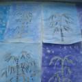 Конспект НОД рисование в старшей группе «Белая береза»