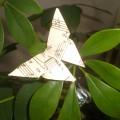МК по оригами «Бабочка»
