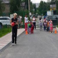 Фотоотчет реализации проекта «Лето красное-для здоровья время прекрасное!»