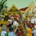 Методическая разработка «Совершенствование работы по речевому развитию дошкольников посредством народных игр»