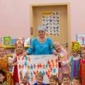 Творческий отчет «Воспитание дошкольников на основе традиций русского народа» за 2016–2017 учебный год