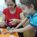 «Творческая мастерская –одна из форм работы с родителями»