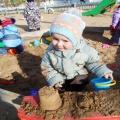 Развитие психоэмоциональной сферы детей раннего возраста в процессе игр с водой и песком