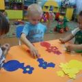 Развитие сенсорных способностей у детей младшего возраста посредством дидактических игр.