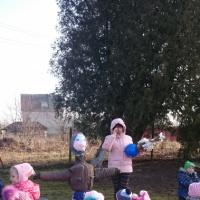 Фотоотчет о праздновании Масленицы