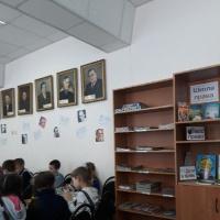 «Дом, где живет книга». Фотоотчет об ознакомительной экскурсии в библиотеку