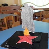 Конспект интегрированного занятия в подготовительной к школе группе «9 Мая— праздник Великой Победы»