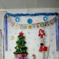 Оформление группы к Новому году