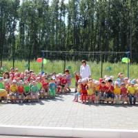 Фотоотчёт о проведении развлечения «С Днём рождения, Светофор»