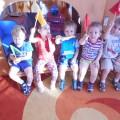 Фотоотчет «Праздник для мальчиков»