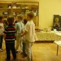 Конспект занятия «У бабушки в гостях»
