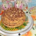 Рецепт торта «Генерал»