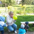 Знакомство малышей с детским садом (фототчет)