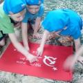 Фотоотчет «Знамя Победы»