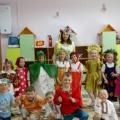 Фотоотчет о реализации краткосрочного проекта «Русская березка»