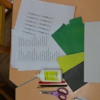 Мастер-класс по изготовлению открытки «Мундир» ко Дню защитника Отечества для детей подготовительной группы