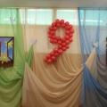Фотоотчет «Оформление музыкального зала ко Дню Победы»