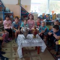 «Ах, самовар, ах, самовар!» Знакомство детей с русскими традициями, бытом