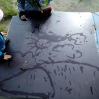 Нетрадиционные техники рисования для детей 1,5–3 лет
