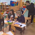 Мастер-класс для родителей «Нетрадиционные техники рисования с элементами экспериментирования»