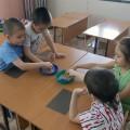Как мы знакомим детей со свойствами песка-фотоотчет