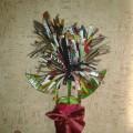 Бумажная <i>аппликация ваза с фруктами</i> <i>аппликация</i> ваза с цветами