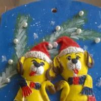 Фотоотчет «Как мы готовились к Новому году». Оформление группы. Поделки детей и родителей