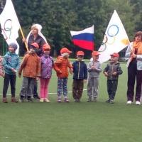 Спортивные соревнования «Незнайка и его друзья на Олимпиаде»
