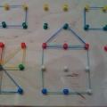 Мастер-класс по изготовлению дидактической игры «Разноцветные резинки»