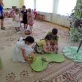 Проектная работа в подготовительной группе «Наша клумба бархатцев»