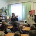 Фотоотчёт «Экскурсия в школьную библиотеку»
