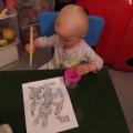 Рисование-экспериментирование в семейном детском саду