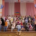 Фестиваль семейных детских садов в преддверии Всероссийского дня семьи, любви и верности