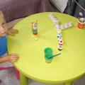 Конспект интегрированного занятия по рисованию для воспитанника СДС младшего дошкольного возраста «Разноцветные гусеницы»