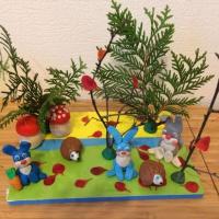 «Мастерская художников» в семейном детском саду