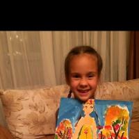 Фотоотчет проекта «Осень золотая» для воспитанниц семейного детского сада старшего дошкольного возраста
